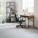 Office Chair Eco Leather Black