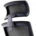 Executive Modern Mesh Chair Large Black