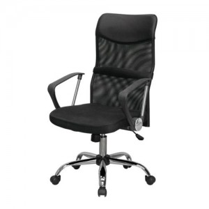 Computer Office Mesh Chair Medium Big Black